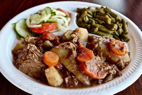 Bishop's Meat & Three