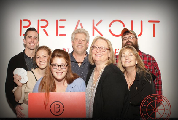 Breakout Games – Nashville