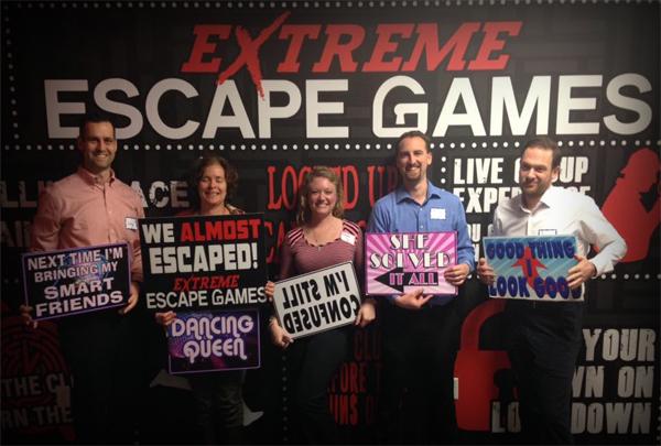Extreme Escape Games