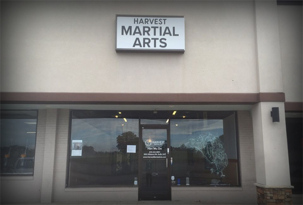 Harvest Martial Arts