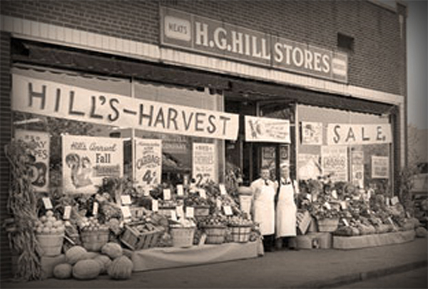 Hill H G Stores