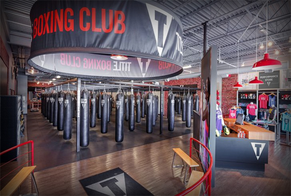 TITLE Boxing Club – Franklin Cool Springs