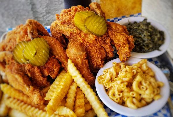 Big Shake's Hot Chicken & Fish